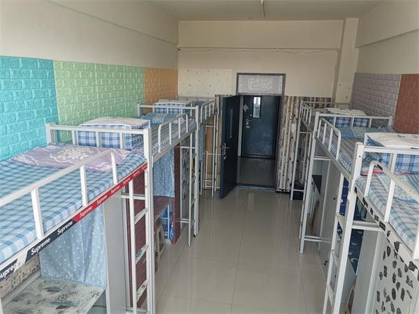 机械与自动化系卫生校园活动模范宿舍